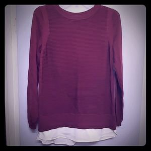 Hillary Radley Sweater Very Gently Used Small